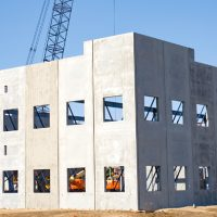 commercial concrete buildings